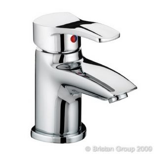 Bristan Capri Basin Mixer with Pop-up waste
